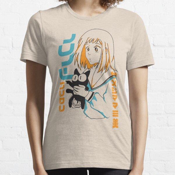 FLCL Mamimi and Ta-kun Essential T-Shirt