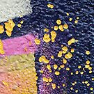 elements of graffiti 3 by Janine Paris
