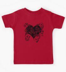 Ornate Heart Kids Tee