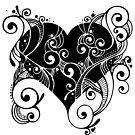 Ornate Heart by whatsandramakes