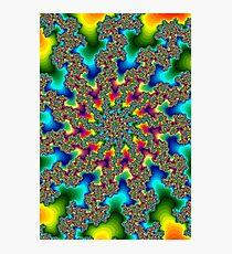 Funky Fractals Photographic Print