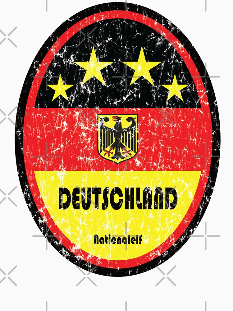 Football - Germany (Distressed) by madeofthoughts