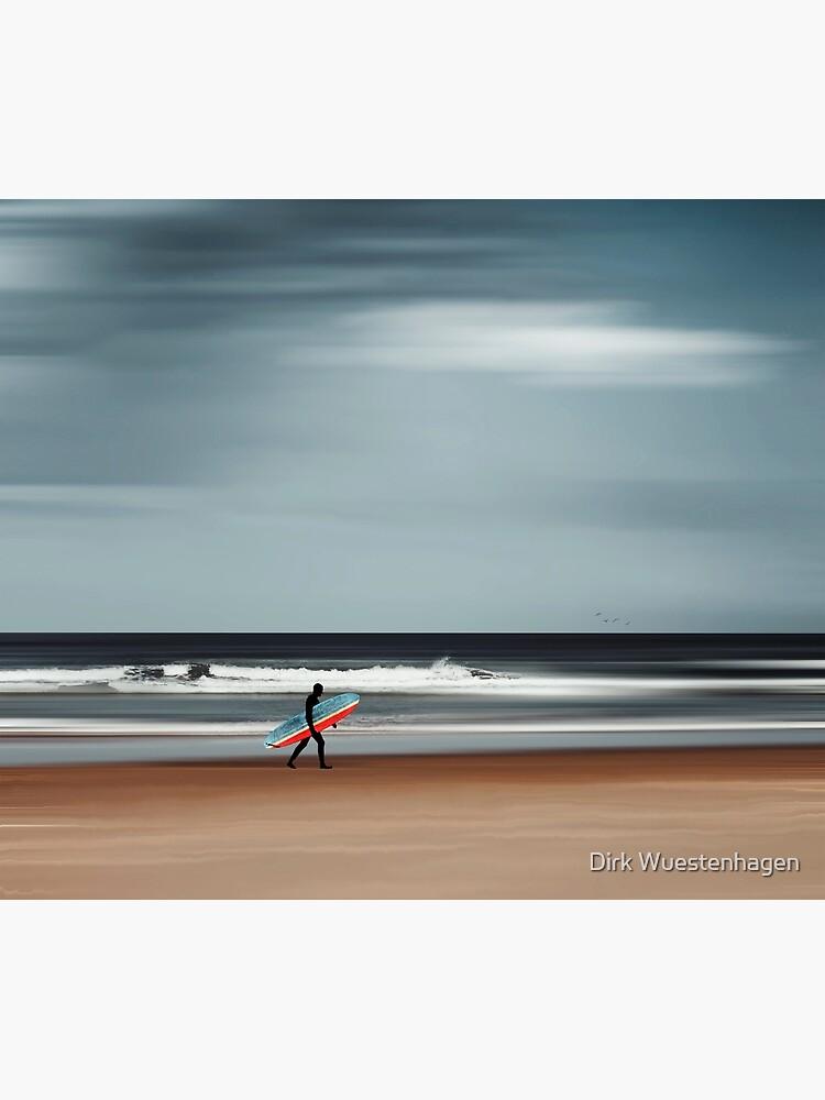 Last Surf of Summer by DyrkWyst