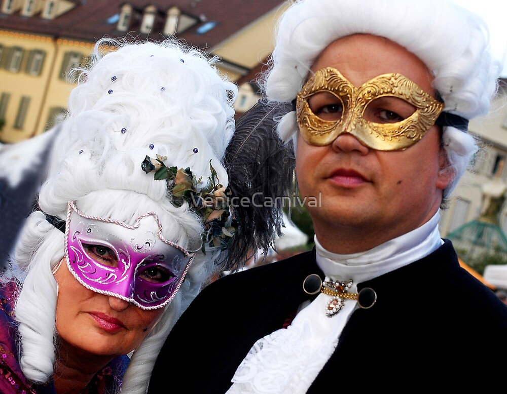 German Duke & Duchess by VeniceCarnival
