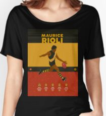 Maurice Rioli - Richmond Women's Relaxed Fit T-Shirt