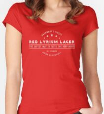 Dragon Age - Red Lyrium Lager Women's Fitted Scoop T-Shirt