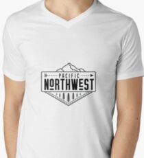 Pacific Northwest V-Neck T-Shirt