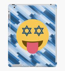 hanukkah chanukkah emoji iPad Case/Skin