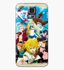 The Seven Deadly Sins: Revival of The Commandments Case/Skin for Samsung Galaxy