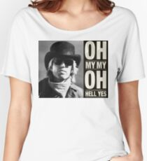 Oh My My - Tom Petty Last Dance With MaryJane  Women's Relaxed Fit T-Shirt