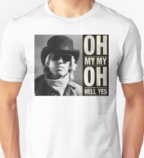Oh My My - Tom Petty Last Dance With MaryJane  T-Shirt