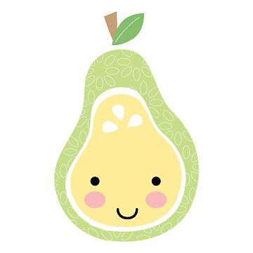 Sweet pear by Twoandthree