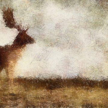 Deer 1 by AJ-artography