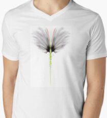 abstract 1 b Men's V-Neck T-Shirt