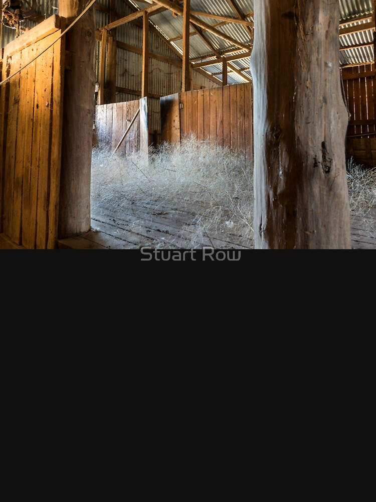 Old Shearing Shed by StuartRow
