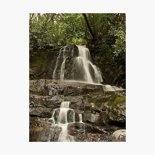 Laurel Falls  Photographic Print