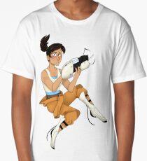 Chell Long T-Shirt