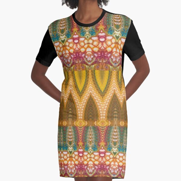 Undefined experiences  Graphic T-Shirt Dress