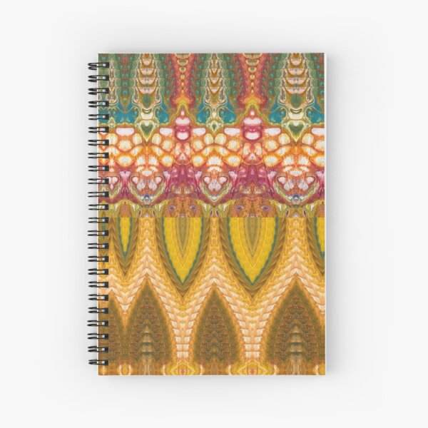 Undefined experiences  Spiral Notebook