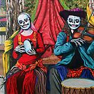 'AT THE RENAISSANCE FESTIVAL'  by Jerry Kirk