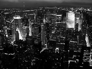 Top of the Empire, New York City by RDJones
