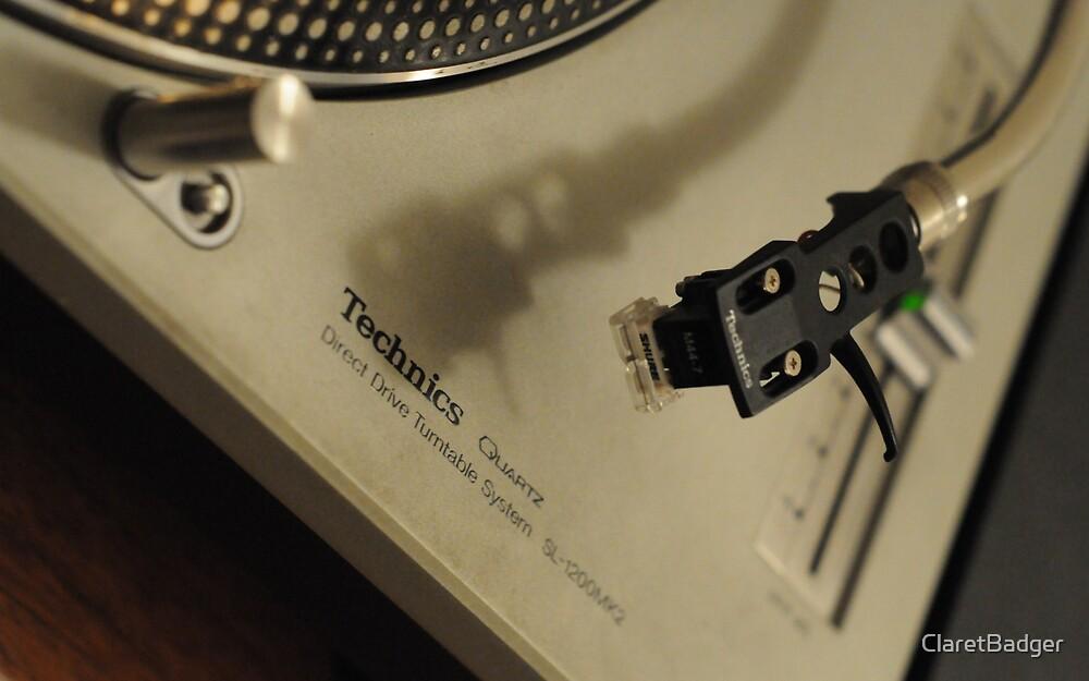 Technics 1200 by ClaretBadger