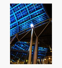 Feeling Blue In Downtown Seattle Photographic Print