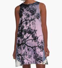 Moonlighting A-Line Dress