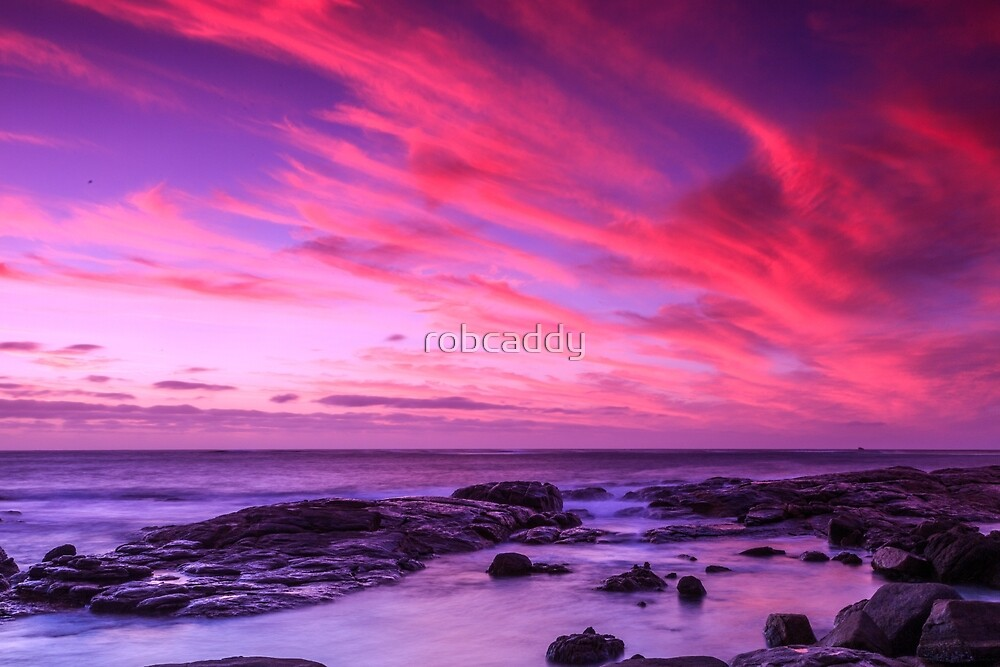 Margaret River Sunset by robcaddy