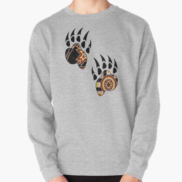 Bear Spirit Pullover Sweatshirt