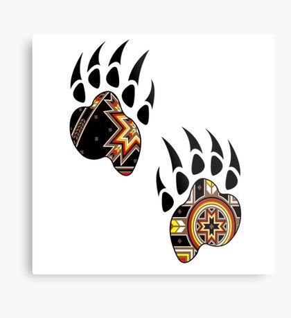 Bear Spirit Metal Print