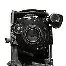 Vintage B/W Camera by doval