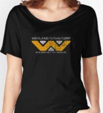 Building Better Worlds - Weyland Yutani Women's Relaxed Fit T-Shirt