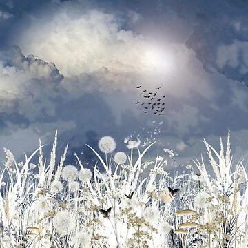 Dream Sky by Hyndussidart.com by monka1973