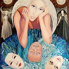 Lady Moon by Tatyana Binovskaya