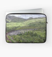 Glenfinnan Viaduct Scotland Laptop Sleeve