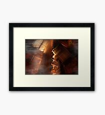 To Survive Framed Print