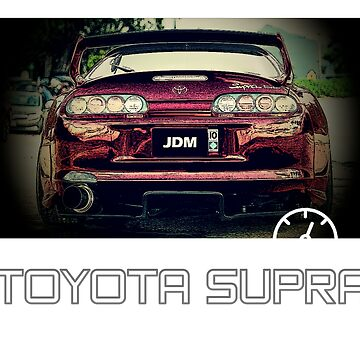 Toyota Supra 02 by xnnovate
