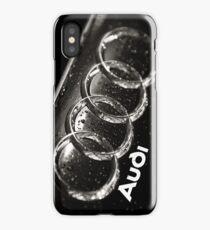 Audi Logo 3D iPhone Case/Skin