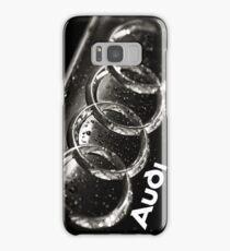 Audi Logo 3D Samsung Galaxy Case/Skin