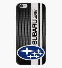 Subaru Sti Logo iPhone-Hülle & Cover