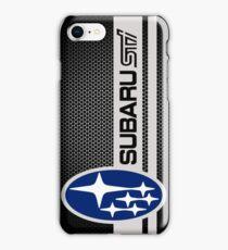 Subaru Sti Logo iPhone Case/Skin
