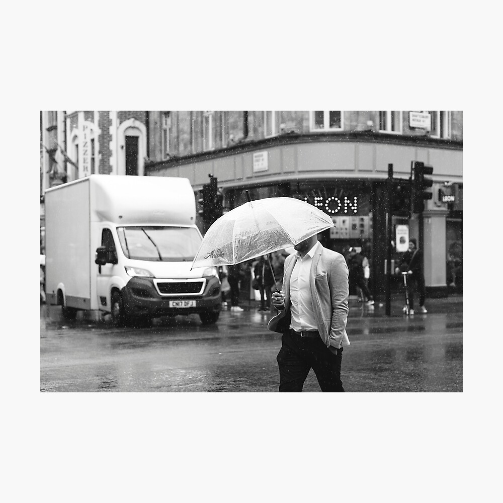 SHAFTESBURY AVENUE, LONDON - 2017 Photographic Print
