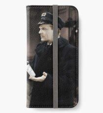 James Cagney & Humphrey Bogart iPhone Wallet/Case/Skin
