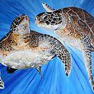 Turtles by Kathie Nichols