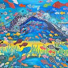 """""""A Fish cave"""" by catherine walker"""