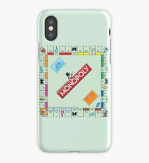 Monopoly Board iPhone Case/Skin