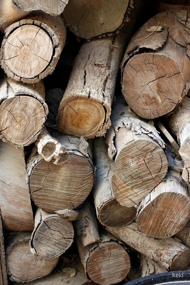 logs by keki