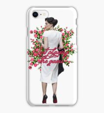 Irene Adler iPhone Case/Skin