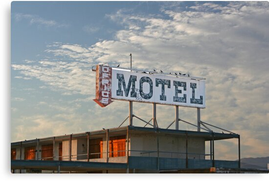 Motel by Laurie Search